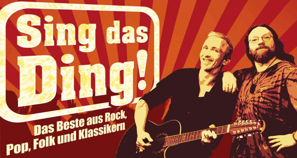 Sing das Ding